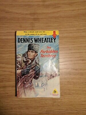 £5 • Buy The Forbidden Territory By Dennis Wheatley Collectable Vintage Paperback