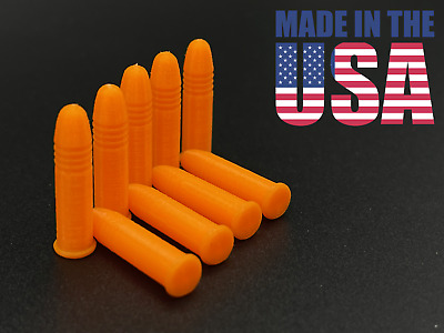 AU8.94 • Buy 9mm Dummy Rounds, Snap Caps -- Firearms Dry Fire Ammo For Training **Made In USA
