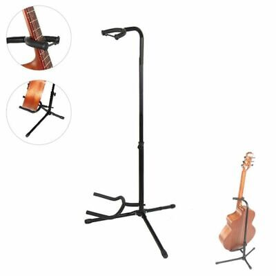 $ CDN51.75 • Buy Acoustic Electric Guitar Stand Aluminum Alloy Floor With Stable Tripod Holder