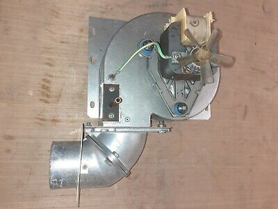 Ideal Classic Nf30-80 Fan Assembly Used Part Number 137568 • 45£