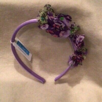 The Children's Place Headband For Girls - Purple/Periwinkle  - New/NWT • 4.33£