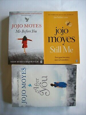 AU29.95 • Buy Jojo Moyes ~ Lou Clark Trilogy ~ Me Before You, After You & Still Me