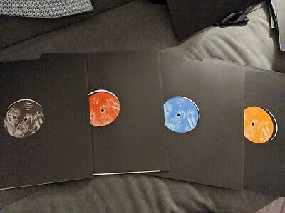 £45 • Buy MOBY The Remixes Complete Parts 1-4 4 X 12  Vinyl Drumcode Records Fitzpatrick