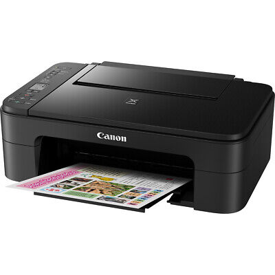 AU49 • Buy Canon - TS3160 Black - PIXMA Home All-In-One