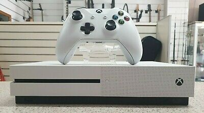 AU305.50 • Buy Microsoft Xbox One S - 1Tb White Console - Model. 1681