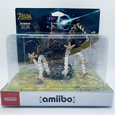 AU99.95 • Buy Nintendo Amiibo Zelda Breath Of The Wild Guardian Figure New In Box First Print