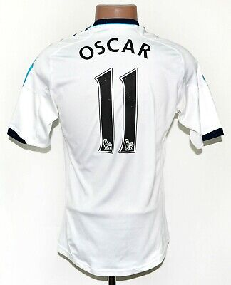Chelsea 2012/2013 Third Football Shirt Jersey Adidas Size S Adult #11 Oscar • 27.99£