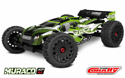 Team Corally Muraco XP 6S 1/8 Scale 4WD Truggy LWB RTR Brushless COR00176 TRUGGY • 393.38£