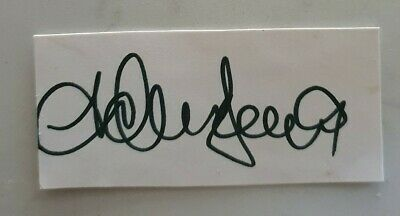 AU9.38 • Buy Andrew Symonds Cricket Signed In Person  Neat Card England Ashes Australia