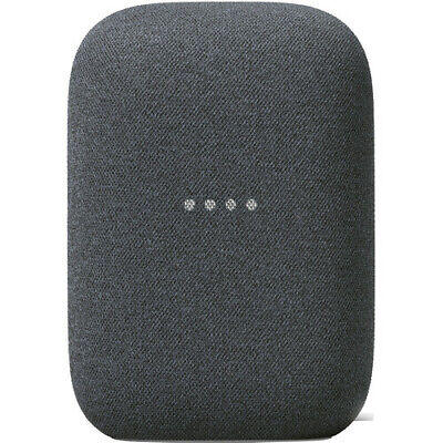 AU144 • Buy Google Nest Audio Google Assistant Smart Home Speaker (Charcoal)