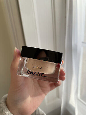 £65 • Buy Chanel SUBLIMAGE LE TEINT ULTIMATE RADIANCE-GENERATING CREAM FOUNDATION 12 BR