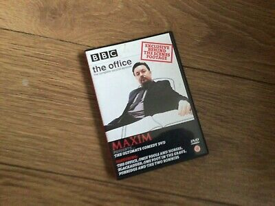 £1.49 • Buy The Office Complete Second Episode Excellent Maxim Magazine DVD Freepost