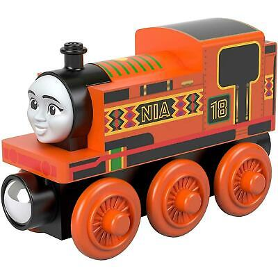 Thomas & Friends Toy Vehicle - Small/ Wooden - Push Along - Nia - Ages 2 Years + • 11.62£
