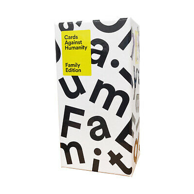 AU38.99 • Buy Cards Against Humanity: Family Edition Melbourne Stock