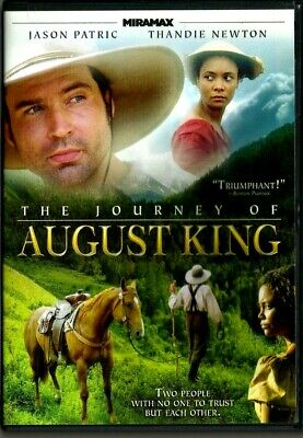 The Journey Of August King: Jason Patric, Thandie Newton (DVD, 2011) LIKE NEW • 12.87£