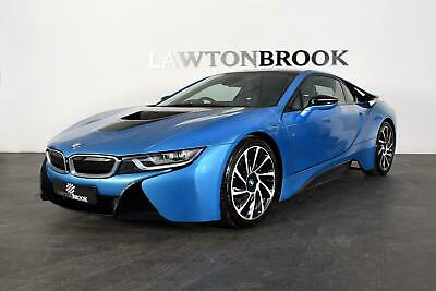 BMW I8 1.5 7.1kWh Auto 4WD (s/s) 2dr • 39,980£