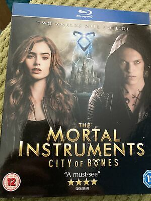 The Mortal Instruments Blu Ray • 1.50£