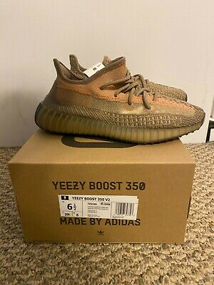 $ CDN317.16 • Buy Adidas Yeezy Boost 350 V2 Sand Taupe Mens US Size Authentic-New In Box SHIP FAST