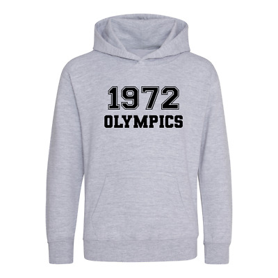 £15.95 • Buy 1972 Olympics Hoodie / T Shirt - World Book Day Miss Trunchbull Fancy Costume