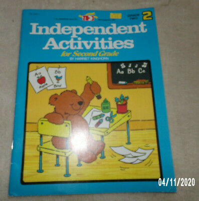 $ CDN9.28 • Buy Independent Activities For Second Grade By Harriet Kinghorn From TS Denison