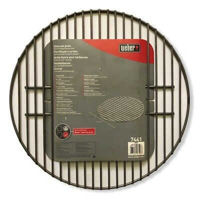 $ CDN31.32 • Buy Weber Heavy Gauge Steel Charcoal Grill Cooking Grate 22 1/2
