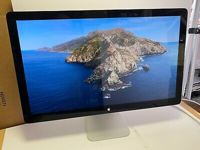 £254.84 • Buy Apple A1407 27  Thunderbolt Monitor Widescreen 2560 X 1440 Display A 1407