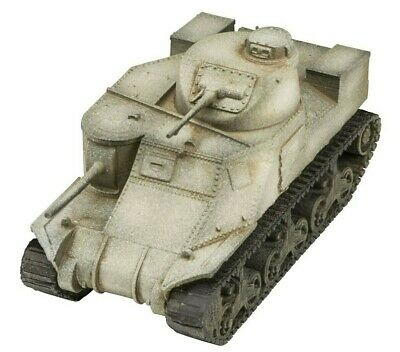AU5.38 • Buy F-Toys 1:144 SCALE WORLD TANK MUSEUM VOL.5 M3 LEE: Winter Camouflage# 09#