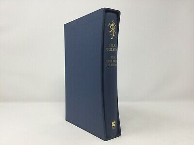£212.40 • Buy Children Of Hurin By J.R.R. Tolkien HC Deluxe Signed By Alan Lee Like New 2007