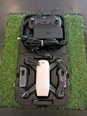 AU429 • Buy DJI MM1A Spark Drone (W/ Controller, 2x Batteries, Charger) - AD198722