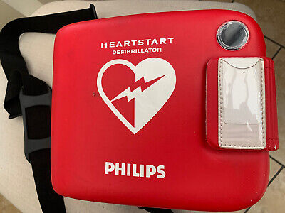 Philips Laerdal HeartStart FR2 & FR2+ Carry Case • 325£