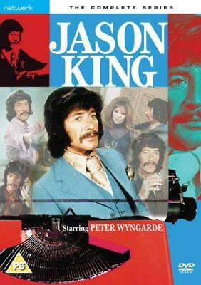 Jason King - The Complete Series [DVD], Excellent DVD, Peter Wyngarde, • 57.20£