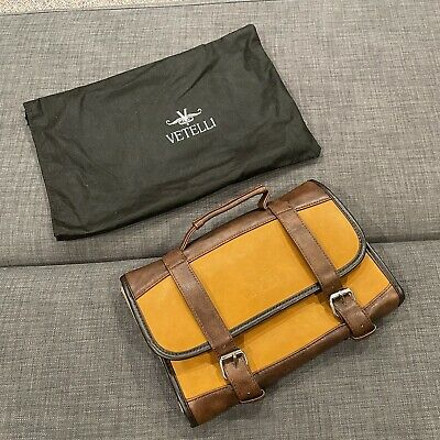 AU31.56 • Buy Vetelli Hanging Toiletry Bag For Men Dopp Kit/Travel Accessories Bag NEW!
