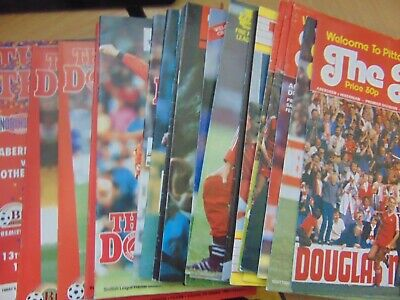 £1.99 • Buy Aberdeen Fc Home Programmes 1980s-2000s Choose From Menu REVISED 14/5/2021