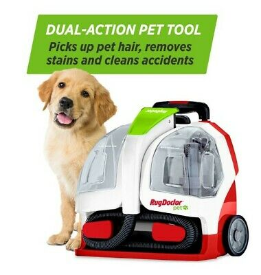 Rug Doctor Portable Spot Carpet Car Seat Cleaner & Cleaning Solution - For Pets  • 235.95£
