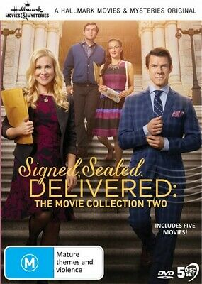 AU69.95 • Buy Signed, Sealed & Delivered: The Movie Collection 2 ( DVD ) NEW