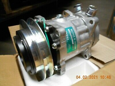 AU295 • Buy Sanden A902 Sd7h15-a902 Komatsu 120091 Air Cond Compressor Sd7h15