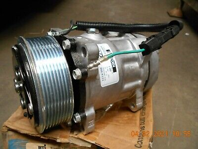 AU295 • Buy Sanden 4866 Sd7h15 Air Cond Compressor Flx7 Flex7 Hd Truck Genuine Sanden Usa