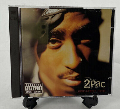 Greatest Hits By 2Pac CD, Nov-1998, 2 Discs - Explicit  • 14.14£