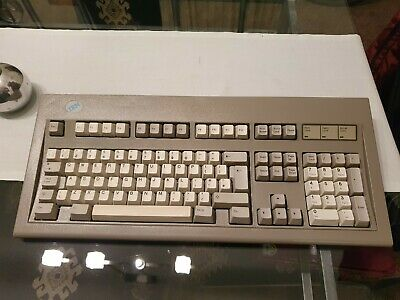 IBM Model M Keyboard PS2 Clicky Mechanical Buckling Spring Tested & Working • 249£