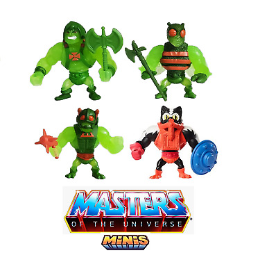 $79.88 • Buy Masters Of The Universe Eternia Minis Slime Pit Buzz Off Zodac 2021 He-Man Horde
