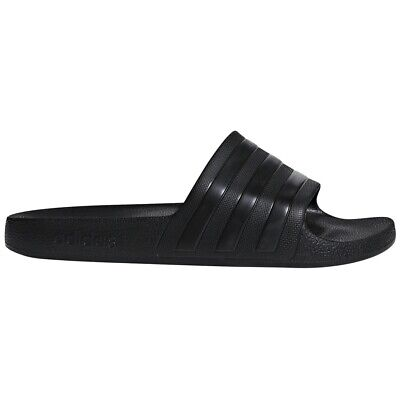 AU61.05 • Buy Adidas Adilette Aqua Black Men's Slippers F35550