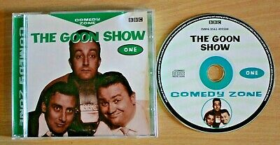The Goon Show ONE Audio Book CD BBC - FREE Postage • 4.20£