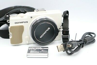 AU196.47 • Buy Olympus Stylus XZ-2 12.0MP Digital Camera - White