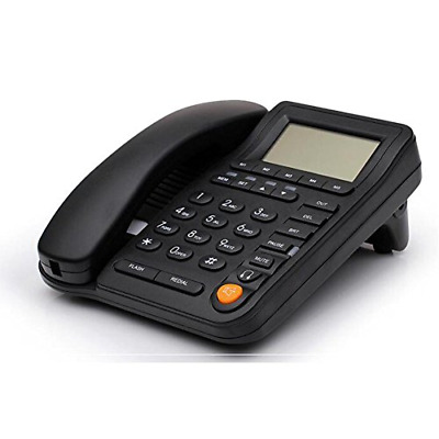 HePesTer P-017-J Call Center Corded Telephone With Caller ID Landline Home Phone • 40.89£