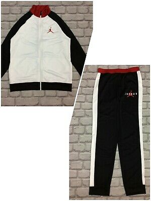 Nike Air Jordan Boys Black Poly Track Pants / Track Top *sold Separately* A • 20£