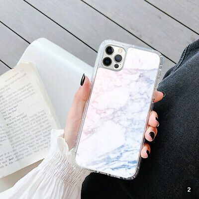 AU10.55 • Buy Marble Gel Phone Case Cover For Apple Samsung Huawei OD77-12