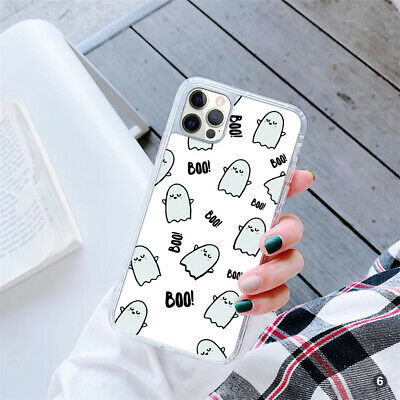 £5.90 • Buy Ghost Gel Phone Case Cover For Apple Samsung Huawei OD82-6
