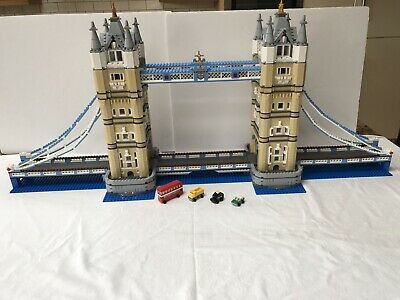 Lego Tower Bridge (10214) Rare And Retired Set • 101£