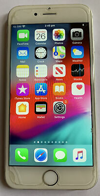 AU90 • Buy Apple IPhone 6s - 128GB - Silver (Unlocked) A1688 (CDMA + GSM)