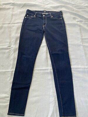 AU80 • Buy 7 For All Mankind Jeans Size 28 The Skinny
